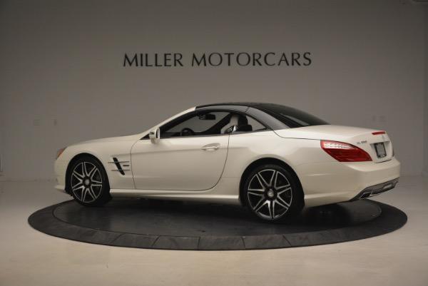 Used 2015 Mercedes Benz SL-Class SL 550 for sale Sold at Alfa Romeo of Westport in Westport CT 06880 18