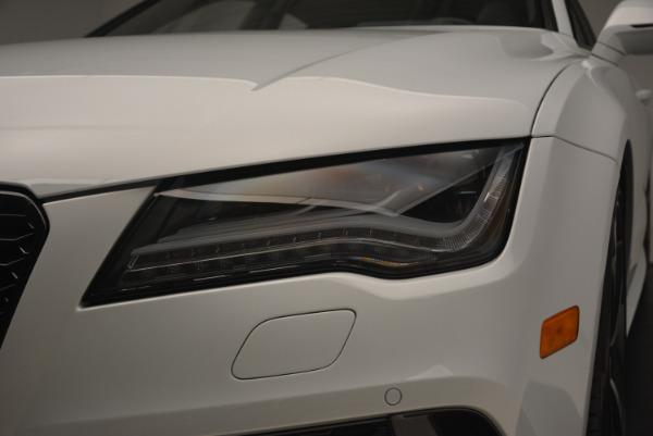 Used 2014 Audi RS 7 4.0T quattro Prestige for sale Sold at Alfa Romeo of Westport in Westport CT 06880 16