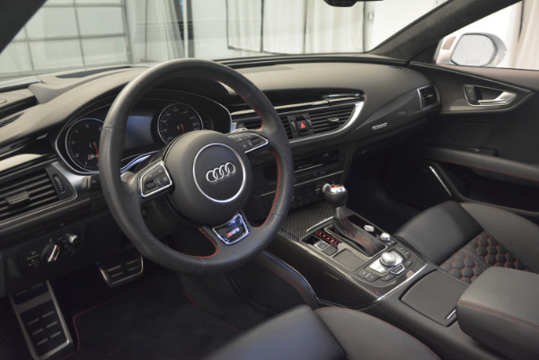 Used 2014 Audi RS 7 4.0T quattro Prestige for sale Sold at Alfa Romeo of Westport in Westport CT 06880 24