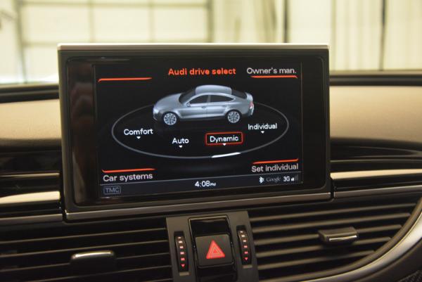 Used 2014 Audi RS 7 4.0T quattro Prestige for sale Sold at Alfa Romeo of Westport in Westport CT 06880 27