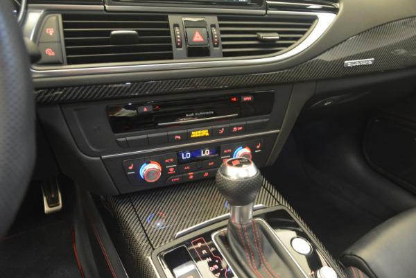 Used 2014 Audi RS 7 4.0T quattro Prestige for sale Sold at Alfa Romeo of Westport in Westport CT 06880 28