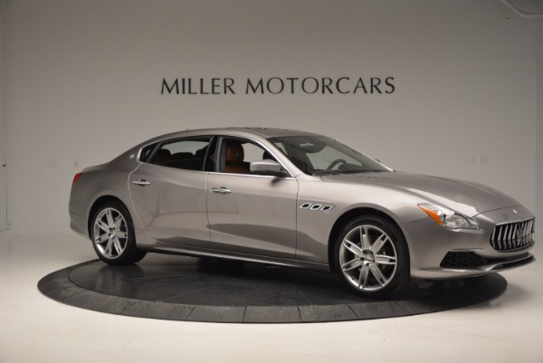 New 2017 Maserati Quattroporte S Q4 GranLusso for sale Sold at Alfa Romeo of Westport in Westport CT 06880 10