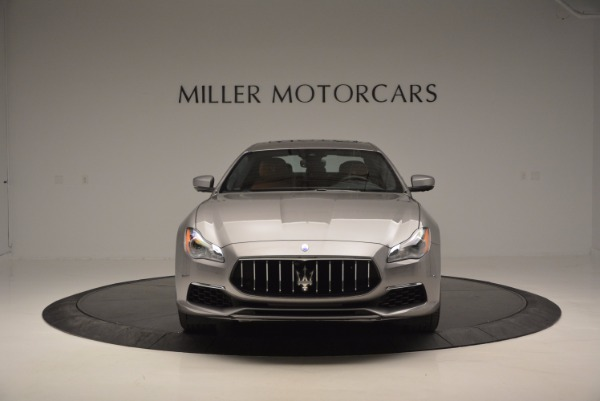 New 2017 Maserati Quattroporte S Q4 GranLusso for sale Sold at Alfa Romeo of Westport in Westport CT 06880 12
