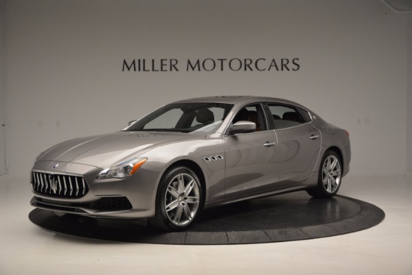 New 2017 Maserati Quattroporte S Q4 GranLusso for sale Sold at Alfa Romeo of Westport in Westport CT 06880 2