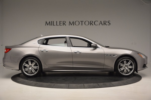 New 2017 Maserati Quattroporte S Q4 GranLusso for sale Sold at Alfa Romeo of Westport in Westport CT 06880 9