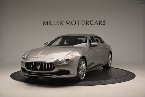 New 2017 Maserati Quattroporte S Q4 GranLusso for sale Sold at Alfa Romeo of Westport in Westport CT 06880 1