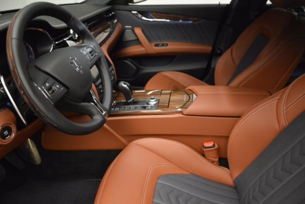 New 2017 Maserati Quattroporte S Q4 GranLusso for sale Sold at Alfa Romeo of Westport in Westport CT 06880 15
