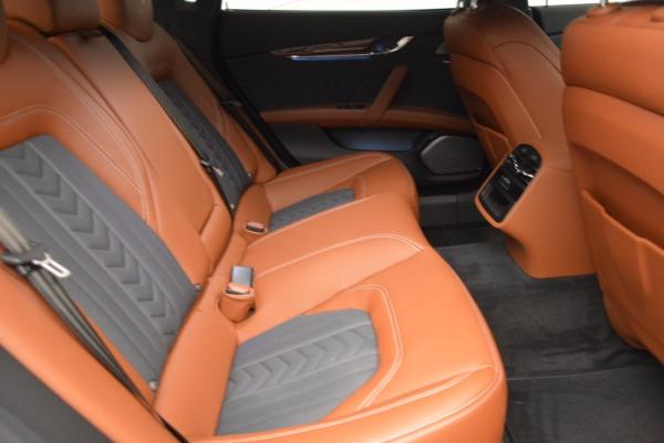 New 2017 Maserati Quattroporte S Q4 GranLusso for sale Sold at Alfa Romeo of Westport in Westport CT 06880 25