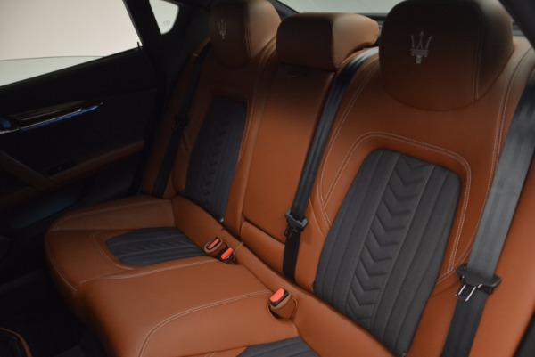 New 2017 Maserati Quattroporte S Q4 GranLusso for sale Sold at Alfa Romeo of Westport in Westport CT 06880 28
