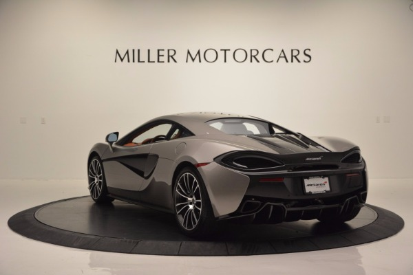 Used 2016 McLaren 570S for sale Sold at Alfa Romeo of Westport in Westport CT 06880 5