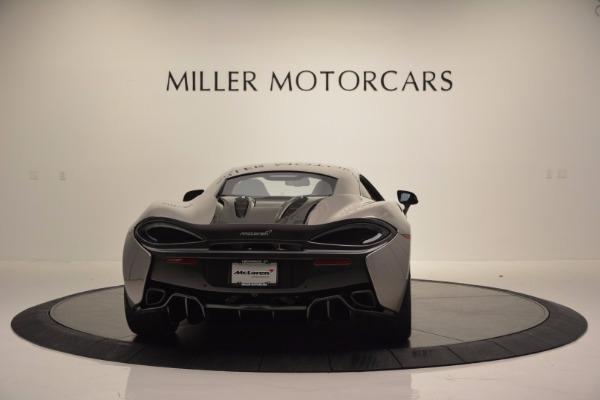 Used 2016 McLaren 570S for sale Sold at Alfa Romeo of Westport in Westport CT 06880 6