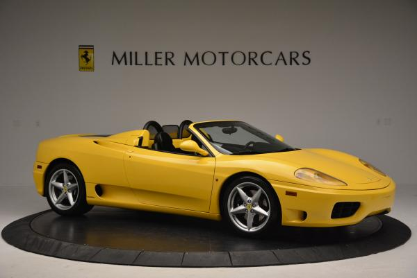 Used 2003 Ferrari 360 Spider 6-Speed Manual for sale Sold at Alfa Romeo of Westport in Westport CT 06880 10