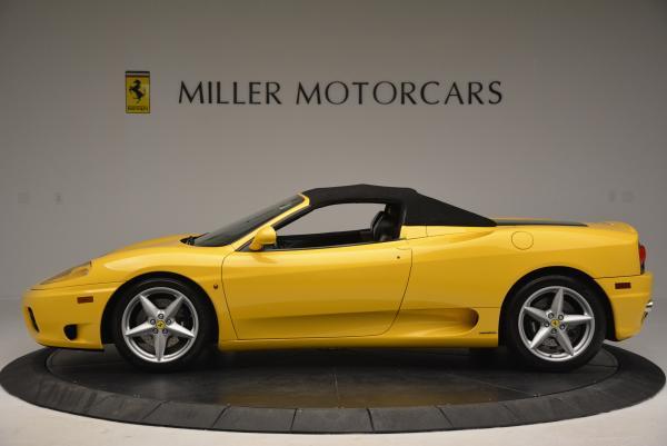 Used 2003 Ferrari 360 Spider 6-Speed Manual for sale Sold at Alfa Romeo of Westport in Westport CT 06880 15
