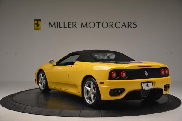 Used 2003 Ferrari 360 Spider 6-Speed Manual for sale Sold at Alfa Romeo of Westport in Westport CT 06880 17