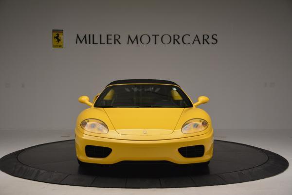 Used 2003 Ferrari 360 Spider 6-Speed Manual for sale Sold at Alfa Romeo of Westport in Westport CT 06880 24