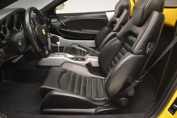 Used 2003 Ferrari 360 Spider 6-Speed Manual for sale Sold at Alfa Romeo of Westport in Westport CT 06880 26
