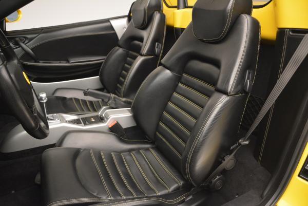 Used 2003 Ferrari 360 Spider 6-Speed Manual for sale Sold at Alfa Romeo of Westport in Westport CT 06880 27