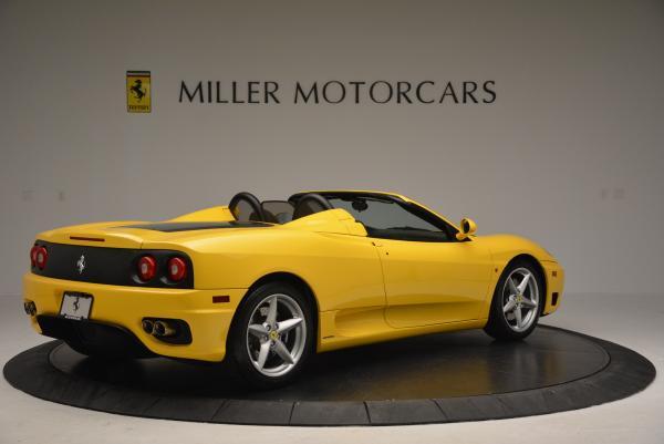 Used 2003 Ferrari 360 Spider 6-Speed Manual for sale Sold at Alfa Romeo of Westport in Westport CT 06880 8