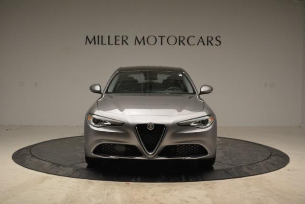 New 2017 Alfa Romeo Giulia Ti Lusso Q4 for sale Sold at Alfa Romeo of Westport in Westport CT 06880 12