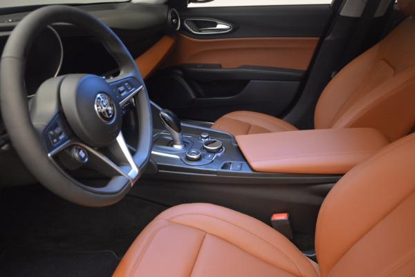 New 2017 Alfa Romeo Giulia Q4 for sale Sold at Alfa Romeo of Westport in Westport CT 06880 15