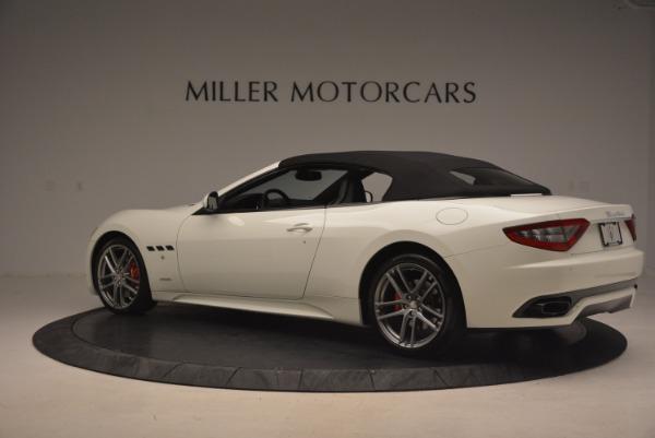 Used 2016 Maserati GranTurismo Sport for sale Sold at Alfa Romeo of Westport in Westport CT 06880 17