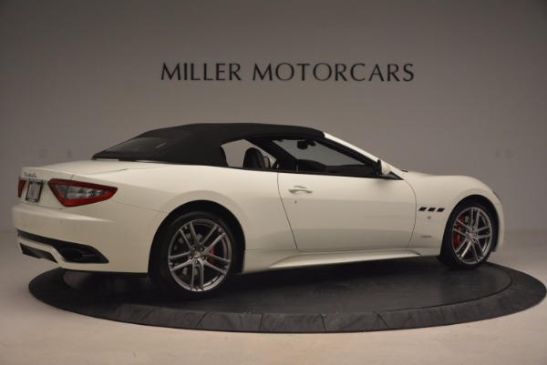 Used 2016 Maserati GranTurismo Sport for sale Sold at Alfa Romeo of Westport in Westport CT 06880 21