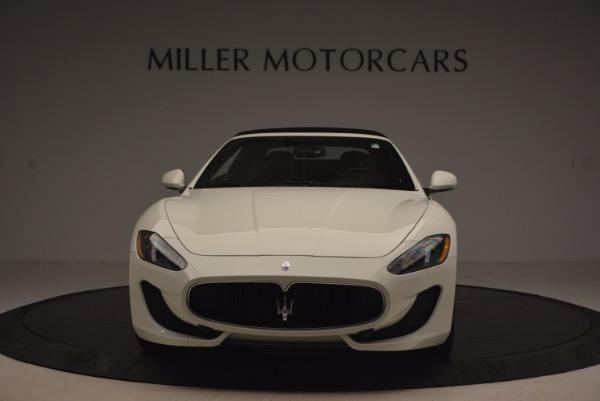 Used 2016 Maserati GranTurismo Sport for sale Sold at Alfa Romeo of Westport in Westport CT 06880 25
