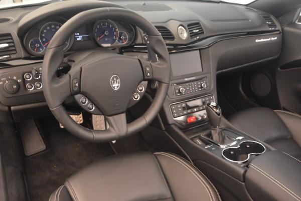 Used 2016 Maserati GranTurismo Sport for sale Sold at Alfa Romeo of Westport in Westport CT 06880 26