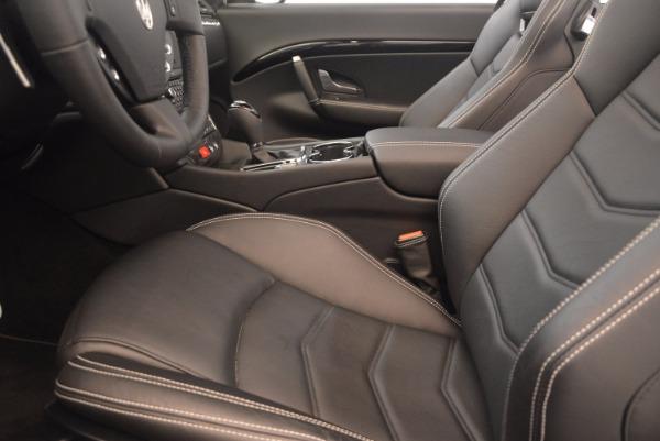 Used 2016 Maserati GranTurismo Sport for sale Sold at Alfa Romeo of Westport in Westport CT 06880 27