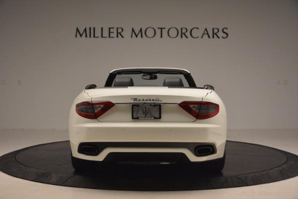Used 2016 Maserati GranTurismo Sport for sale Sold at Alfa Romeo of Westport in Westport CT 06880 6