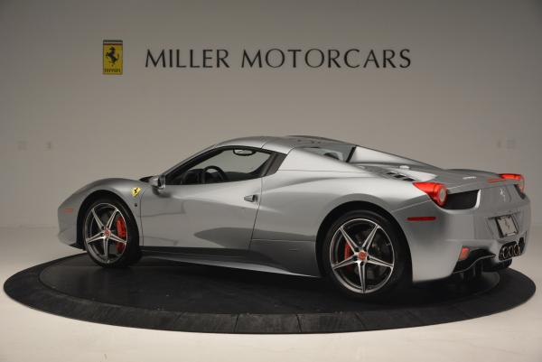 Used 2013 Ferrari 458 Spider for sale Sold at Alfa Romeo of Westport in Westport CT 06880 16