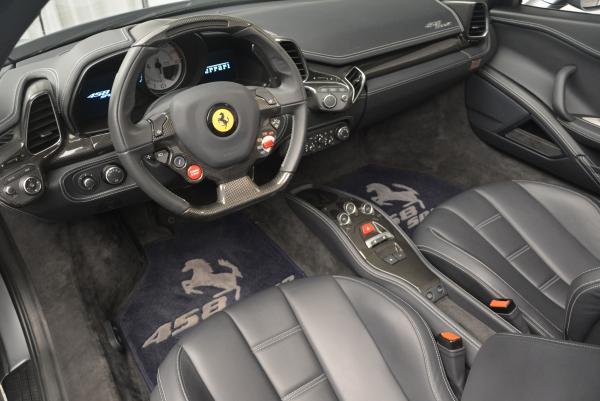 Used 2013 Ferrari 458 Spider for sale Sold at Alfa Romeo of Westport in Westport CT 06880 25