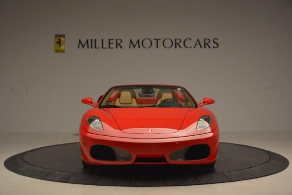 Used 2008 Ferrari F430 Spider for sale Sold at Alfa Romeo of Westport in Westport CT 06880 12