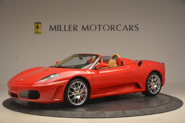 Used 2008 Ferrari F430 Spider for sale Sold at Alfa Romeo of Westport in Westport CT 06880 2