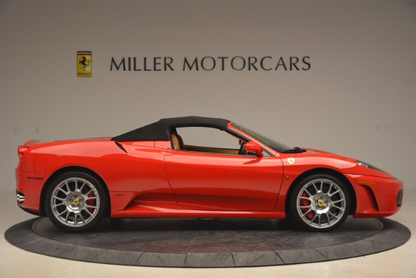 Used 2008 Ferrari F430 Spider for sale Sold at Alfa Romeo of Westport in Westport CT 06880 21