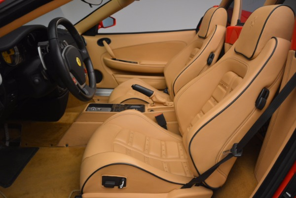 Used 2008 Ferrari F430 Spider for sale Sold at Alfa Romeo of Westport in Westport CT 06880 26