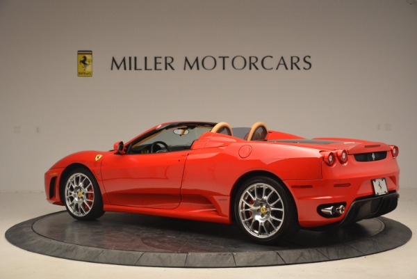 Used 2008 Ferrari F430 Spider for sale Sold at Alfa Romeo of Westport in Westport CT 06880 4
