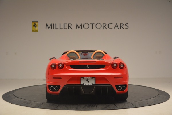 Used 2008 Ferrari F430 Spider for sale Sold at Alfa Romeo of Westport in Westport CT 06880 6