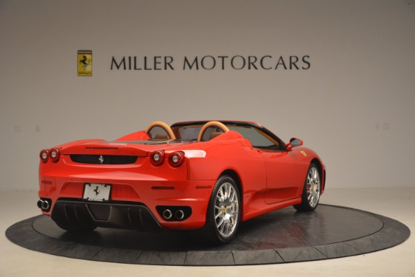 Used 2008 Ferrari F430 Spider for sale Sold at Alfa Romeo of Westport in Westport CT 06880 7