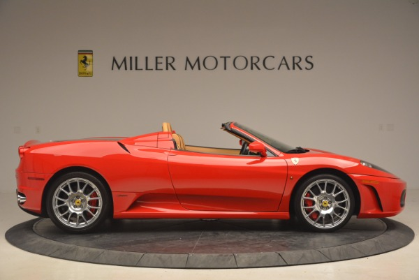 Used 2008 Ferrari F430 Spider for sale Sold at Alfa Romeo of Westport in Westport CT 06880 9