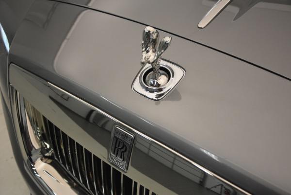 Used 2016 Rolls-Royce Dawn for sale Sold at Alfa Romeo of Westport in Westport CT 06880 26
