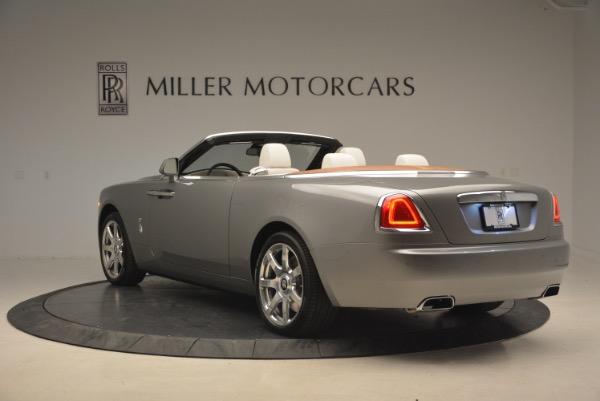 Used 2016 Rolls-Royce Dawn for sale Sold at Alfa Romeo of Westport in Westport CT 06880 5