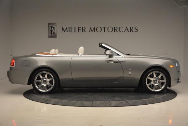 Used 2016 Rolls-Royce Dawn for sale Sold at Alfa Romeo of Westport in Westport CT 06880 9