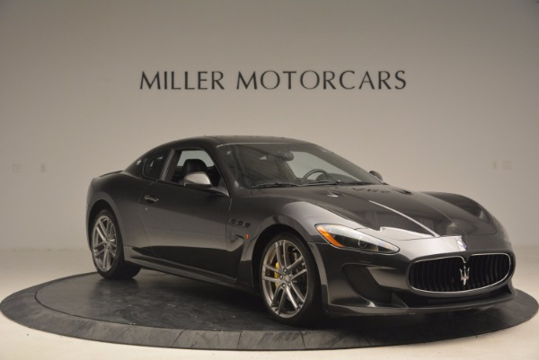 Used 2012 Maserati GranTurismo MC for sale Sold at Alfa Romeo of Westport in Westport CT 06880 11