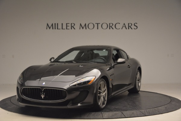 Used 2012 Maserati GranTurismo MC for sale Sold at Alfa Romeo of Westport in Westport CT 06880 1