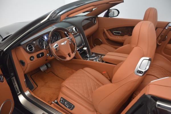 Used 2017 Bentley Continental GTC V8 S for sale Sold at Alfa Romeo of Westport in Westport CT 06880 27