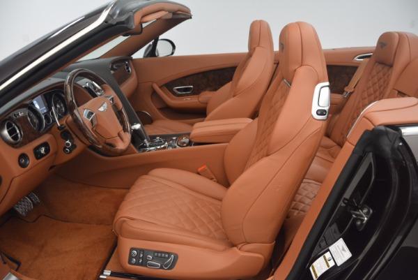 Used 2017 Bentley Continental GTC V8 S for sale Sold at Alfa Romeo of Westport in Westport CT 06880 28