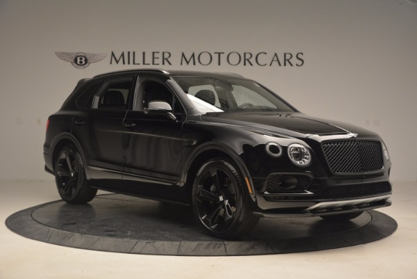 New 2018 Bentley Bentayga Black Edition for sale Sold at Alfa Romeo of Westport in Westport CT 06880 10