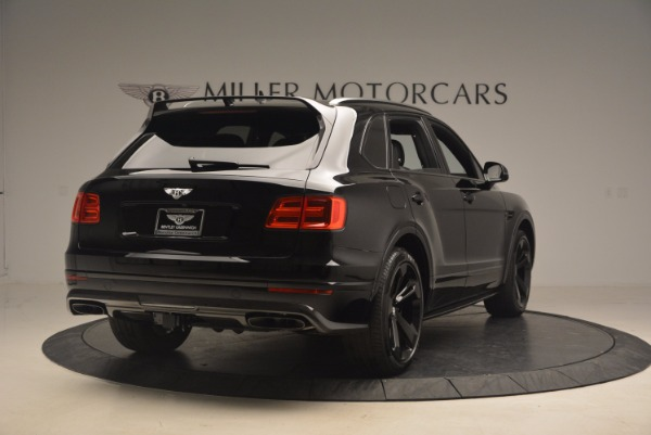 New 2018 Bentley Bentayga Black Edition for sale Sold at Alfa Romeo of Westport in Westport CT 06880 7