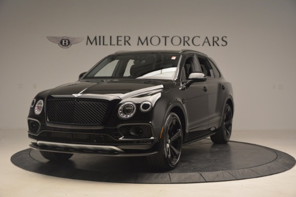 New 2018 Bentley Bentayga Black Edition for sale Sold at Alfa Romeo of Westport in Westport CT 06880 1